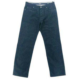 ARMANI COLLEZIONI Indigo 006 Series Straight Jeans